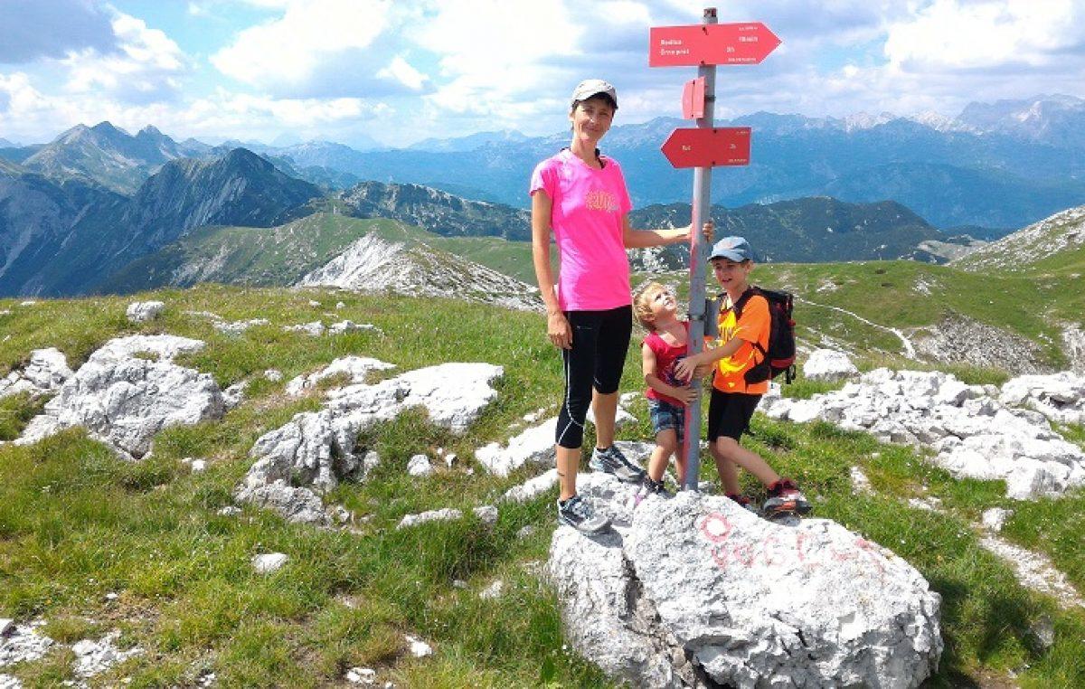 FOTO Čudo od djeteta: Na vrhove od 2.000 metara penje se kao na tobogane