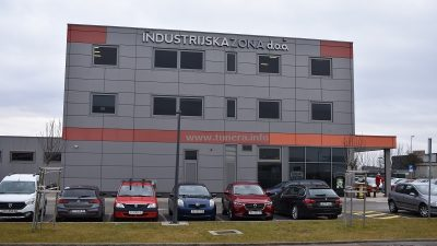 Nova direktorica Industrijske zone Bakar Linda Sciucca