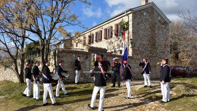 FOTO/VIDEO Bribirska parada posjetila Podgori, Kričinu i Podskoče