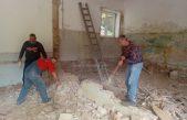 Branitelji uređuju dom u Krivom Putu i kulu u Senju