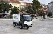 U OKU KAMERE Elektro vozilo za održavanje parkova