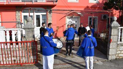 VIDEO/FOTO Krabulje obišle Smokovo @ Jadranovo