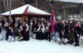 FOTO/VIDEO Ledeničani po snijegu do Batera i Breza