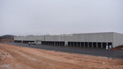FOTO Plodine na Kukuljanovu izgradile najveću poslovnu halu u županiji