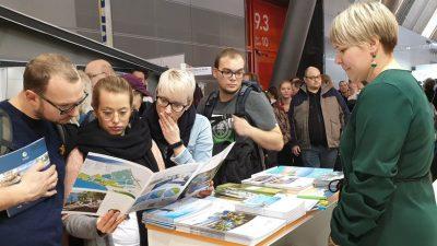 U OKU KAMERE Crikvenica na turističkom sajmu CMT u Stuttgartu
