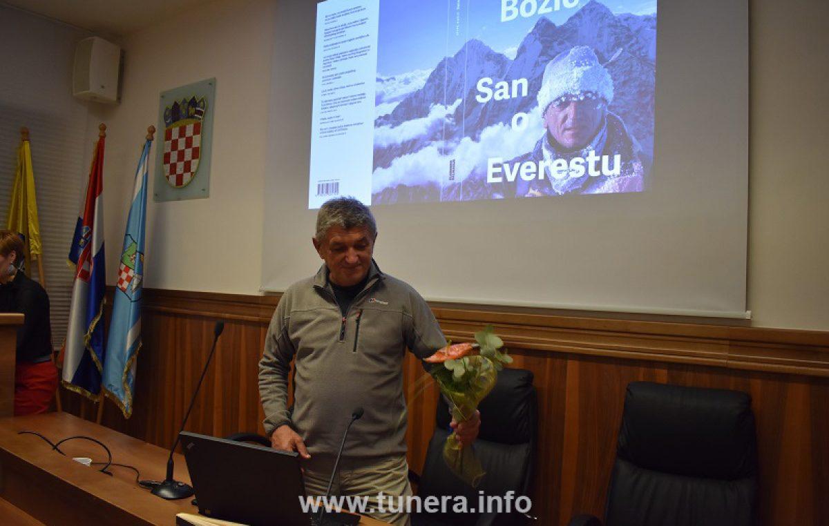 """Stipe Božić predstavio """"San o Everestu"""" higlanderima na Velebitu"""