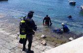 U OKU KAMERE Čišćenje podmorja otkrilo minu u senjskoj luci
