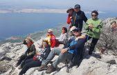 Senjski planinari na Velincu