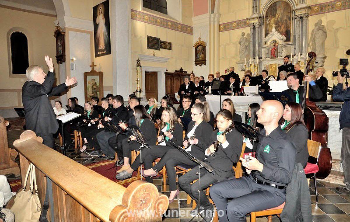 FOTO Uskršnji koncert oduševio Grižane