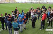 VIDEO Učenici OŠ Tone Peruško posjetili kamp HNK Rijeka