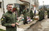 FOTO/VIDEO Polaganjem vijenaca predstavnici grada i županije odali počast poginulim pripadnicima SJP Ajkula