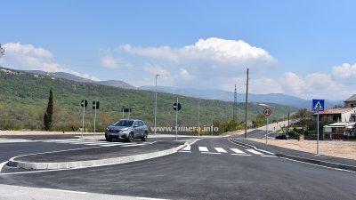 Krasa dobila novi spoj s cestom Novi Vinodolski – Bribir