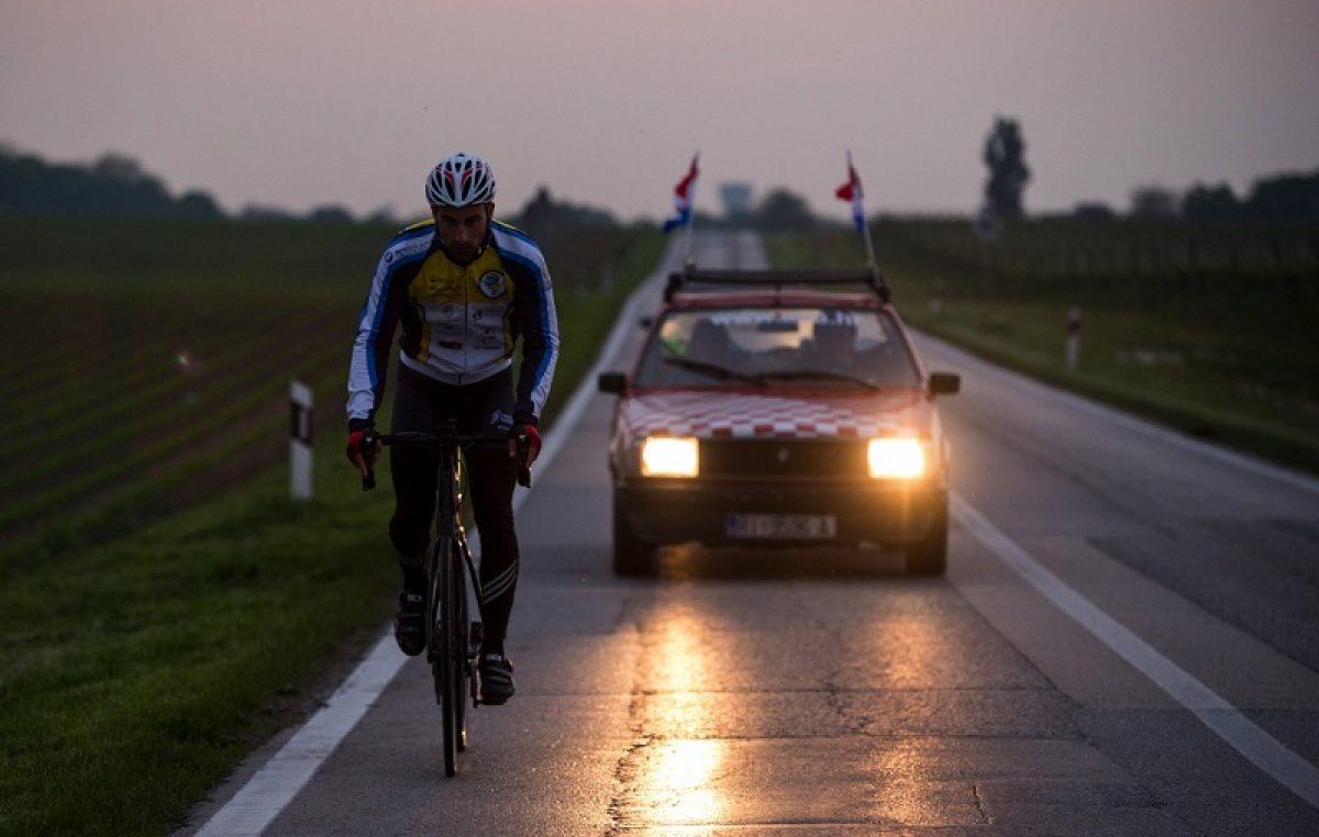 Zubčić nakon 1.458 kilometara: Nisam umoran, samo ponosan