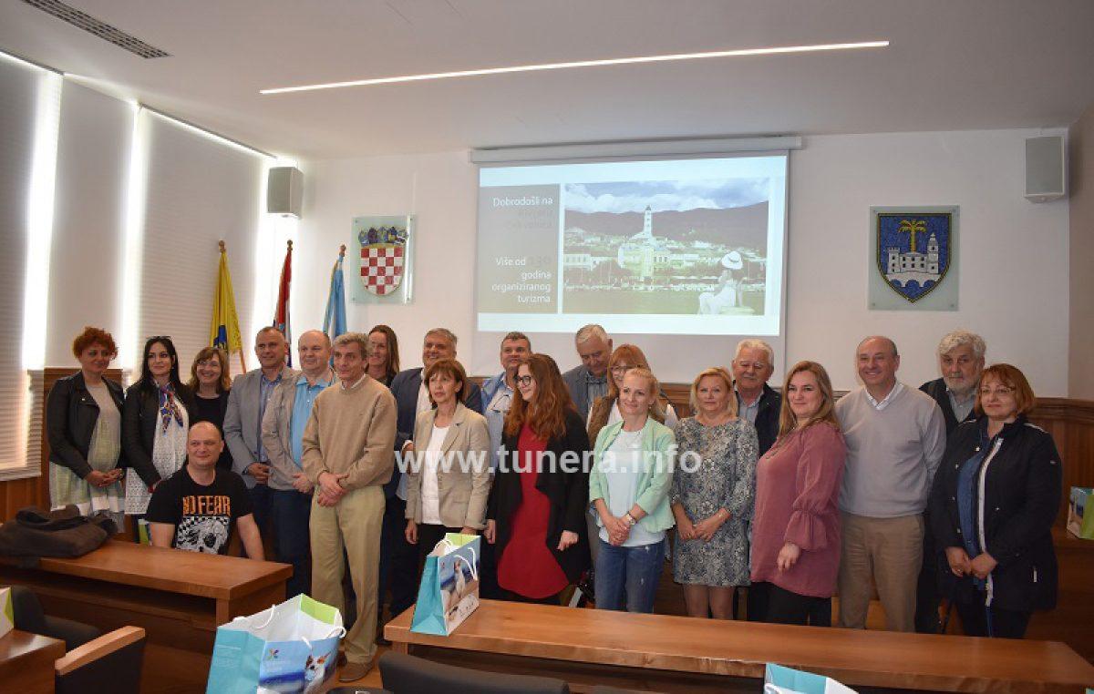 Delegacija Privredne komore Vojvodine upoznala Crikvenicu i Novi