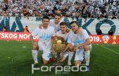 VIDEO Domagoj Pavičić, playmaker Rijeke osvrnuo se na trijumf bijelih u finalu Kupa: Pobijedili smo najbolji Dinamo u zadnjih deset godina