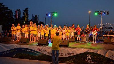 """Festival """"Neki novi klinci"""" u Crikvenici i Novom"""