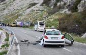 Smrt u sudaru s autobusom kod Bakarca