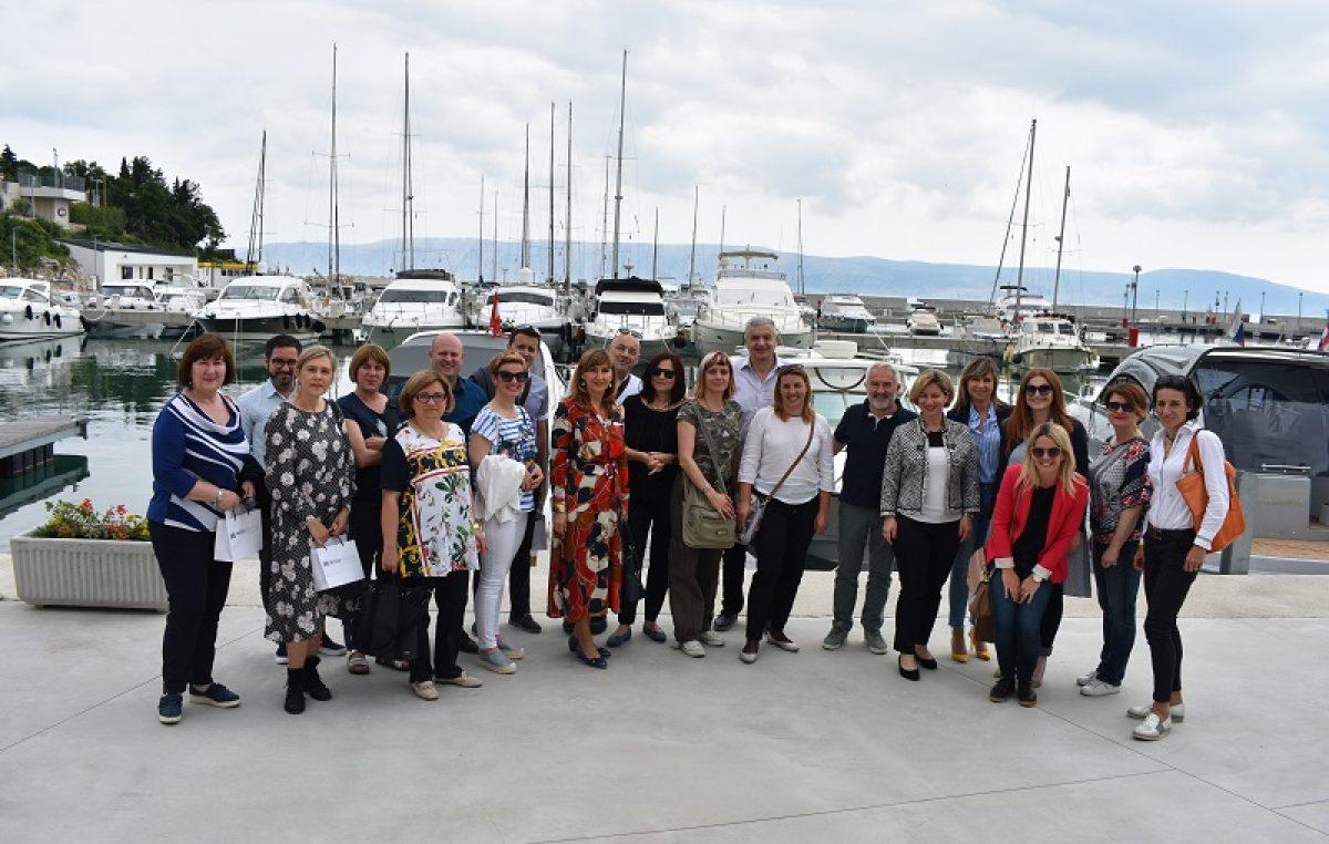 Direktori kvarnerskih turističkih zajednica okupili se u Novom