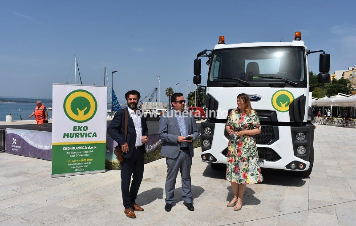Eko-Murvica predstavila specijalno vozilo