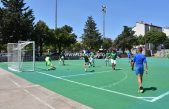 FOTO FIT4NOVI: Najvažnije je da djeca osjete sport