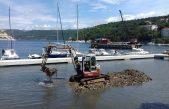 Do kraja lipnja gotovo uređenje Carova, lukobrana Oštro i sunčališta Bakarac