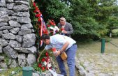 Vijenci za antifašiste na Lukovu i poziv na brisanje podjela