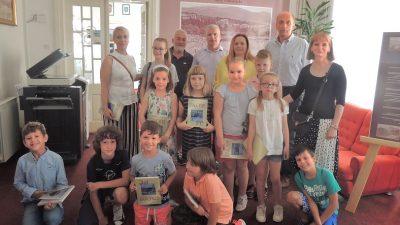 Gradonačelnik Novog primio prvake s državnih i županijskih natjecanja