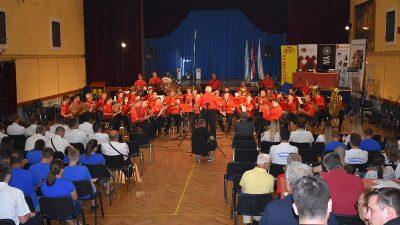 Na Susretu puhačkih orkestara u Novom 700 glazbenika