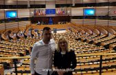 Novljanin Komadina na konferenciji mladih poljoprivrednika u Bruxellesu