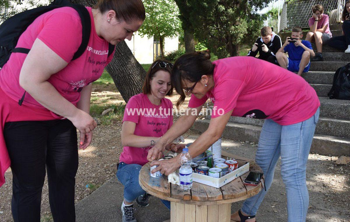 FOTO Projektni dan u OŠ Ivana Mažuranića: Tema tolerancija