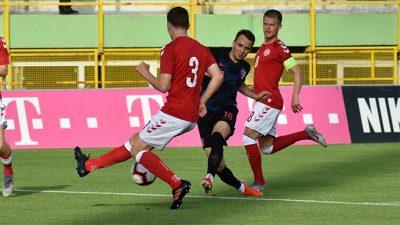 Robert Murić igrao u pobjedi U21 selekcije Hrvatske protiv Danske