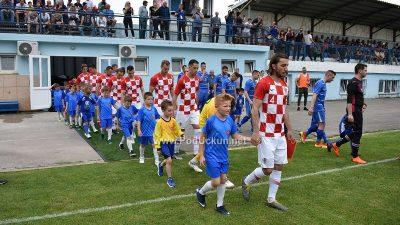 Hrvatska U-21 uveličala stoti rođendan Crikvenice