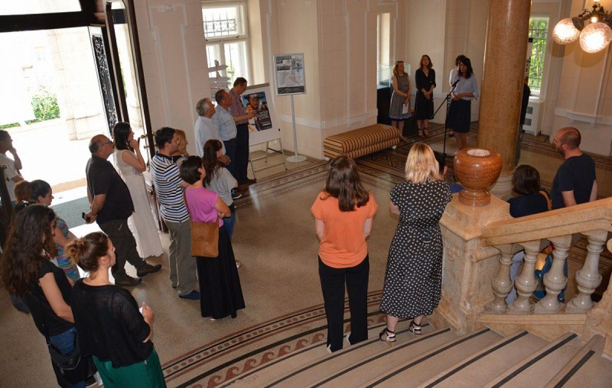 Izložba o starim putevima Vinodola otvorena u Guvernerovoj palači u Rijeci