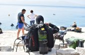 Sutra akcija čišćenja podmorja u Svetom Jurju