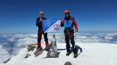 Prvi Crikveničani na najvišem vrhu Europe – Elbrusu