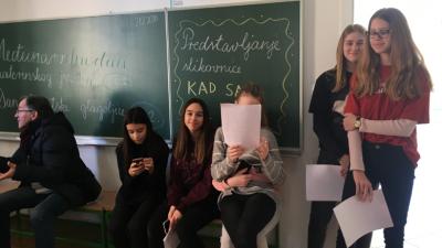 Učenici čuvaju senjsku čakavštinu i glagoljicu