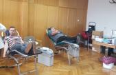 Senjani darivali krv