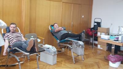 U srijedu akcija darivanja krvi u Senju