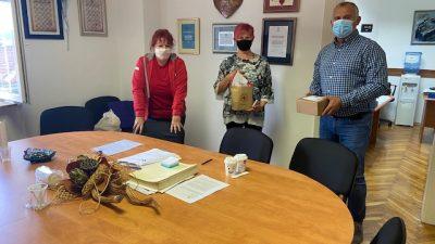 Obrtnici donirali maske vrtiću Radost