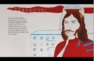 O Kraljevici i Frankopanima priča zvučna slikovnica