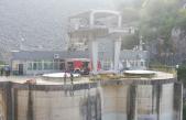Senjski vatrogasci gasili požar u hidroelektrani Sklope