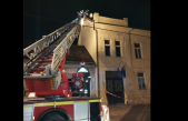 Uz Petrinjce 11 vatrogasaca iz Senja i Krasna