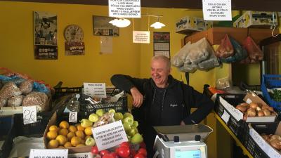 U trgovini Kod Nortona uz voće i povrće mudre izreke i aforizmi