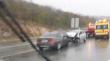 U prometnoj kod čvora Križišće ozlijeđene četiri osobe
