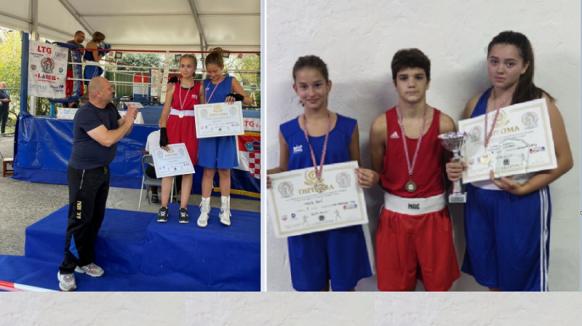 Senjske boksačice osvojile naslov prvakinja Hrvatske