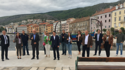 Novi čelnik senjskog HDZ-a Željko Tomljanović Beli zahvalio na povjerenju