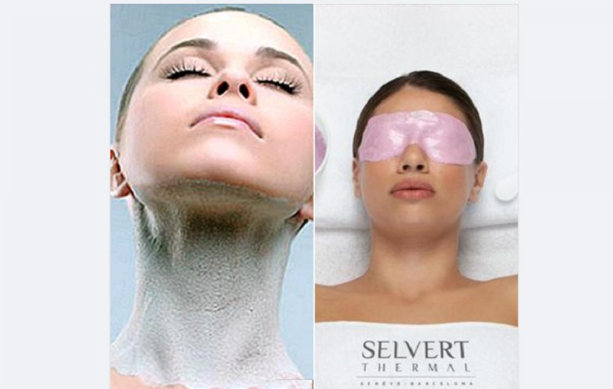 Studio Moni: tretmani za vrat i oči s peel off maskom